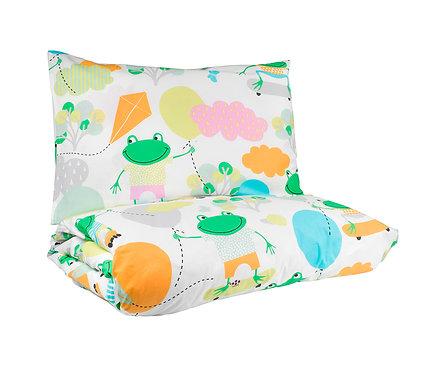 Комплект постельного белья Лягушонок Sepi