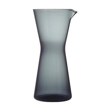 Графин Kartio, темно-серый, 0,95 л.