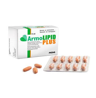 ArmoLipid Plus 60 tabl, АрмоЛипид Плюс, пищевая добавка для снижения уровня холе