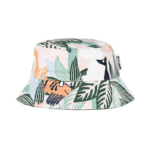 Moomin Шляпа Tree Crown Hat зеленая