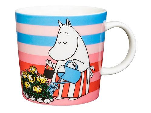 """Moomin кружка""""Розарий"""" 0,3 л. 2010 год."""
