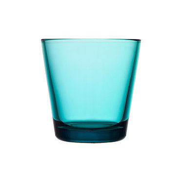 Стакан Kartio, цвета моря, 210 мл. 2 шт. в наборе.