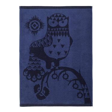 Полотенце для рук Taika синее 50 x 70 см