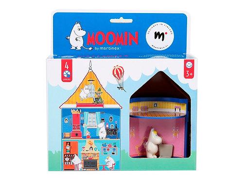 Mini Moomin`s House - Муми-Дом с комнатой Фрекен Снорк