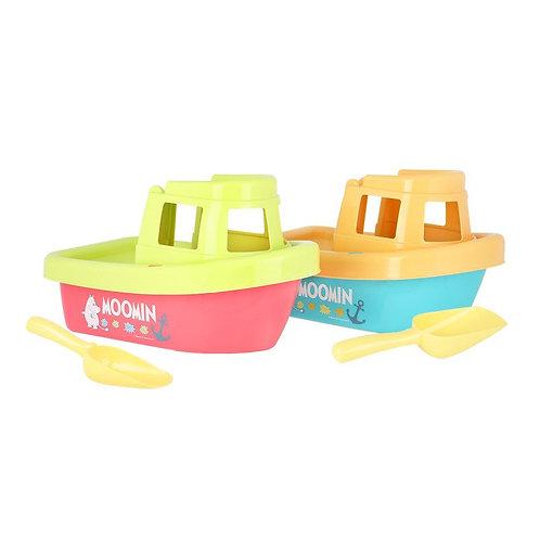 Moomin Набор игрушек для песка Big Boat