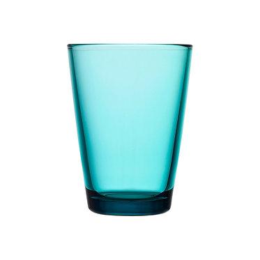 Стакан Kartio, цвета моря, 400 мл. 2 шт. в наборе.