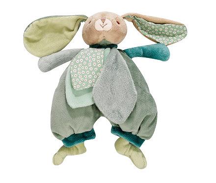 Игрушка мягкая-подушка Barbara Bukowski Кролик BABY BENJI 30 см