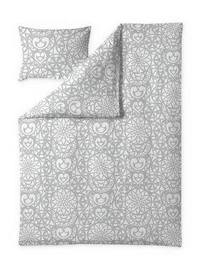 Комплект постельного белья  серый, Rosetti, 50 x 210 см.