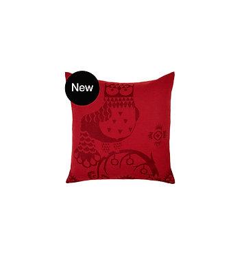 Подушка 50х50 см красная Сезонный продукт
