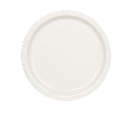 Тарелка AIT0 25см. Белая
