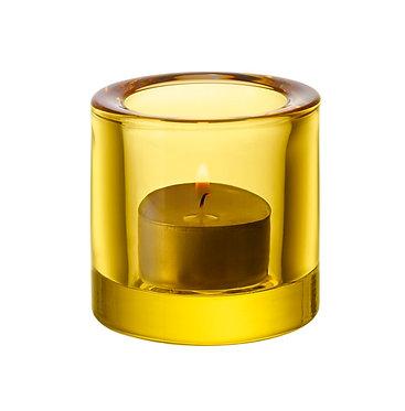 Kivi Подсвечник 60mm лимон
