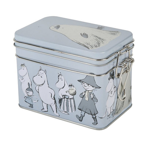 Moomin баночка для чая с эскизом «Долина Муми-троллей»