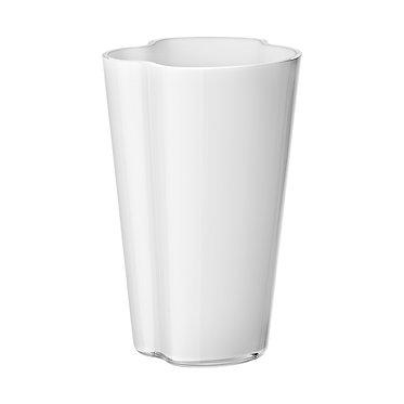Ваза Коллекция Alvar Aalto251мм, молочный белый