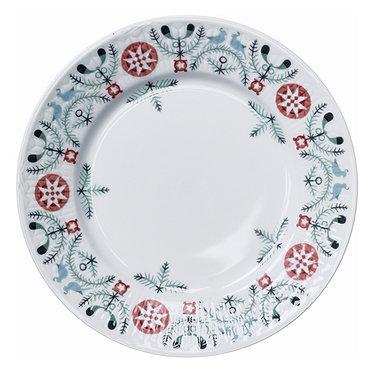 Swedish Grace Winter тарелка 17 см.