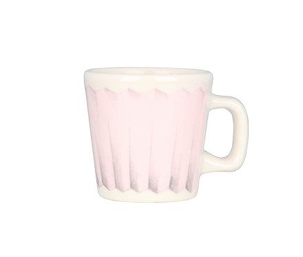 Чашка для эспрессо Пом Пом, розовая