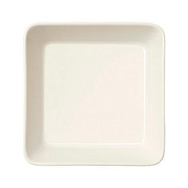 Teema Блюдо 12x12см белое