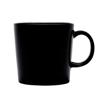 Teema Кружка 0,3л. черная