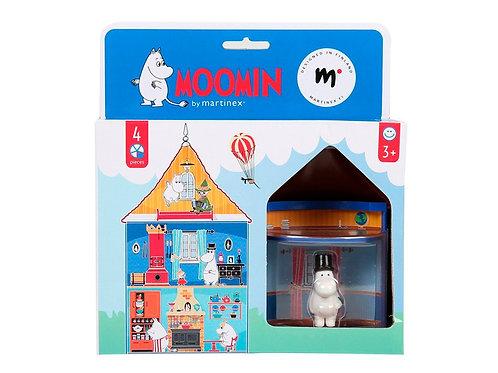 Mini Moomin`s House - Муми-Дом с комнатой Муми-папы