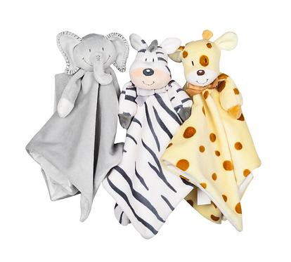 Ainu игрушка для сна-уголок, Слоник, Зебра, Жираф