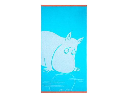 «Муми-тролль» банное полотенце