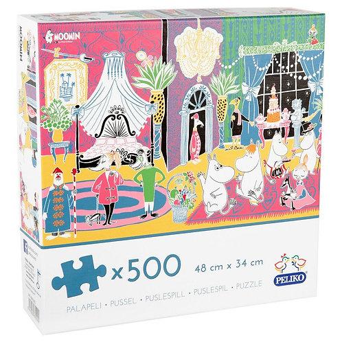 MOOMIN Пазлы Jigsaw 500 шт.