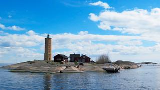 Выставка: «Туве и Море» в Маяке Söderskär представляет иллюстрации Туве Янссон, которые ранее никогд