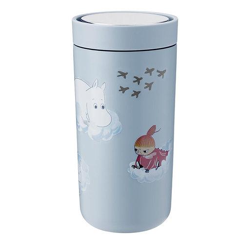 """Moomin термо-кружка """"В один клик"""", Малышка Мю, 0,4 л."""