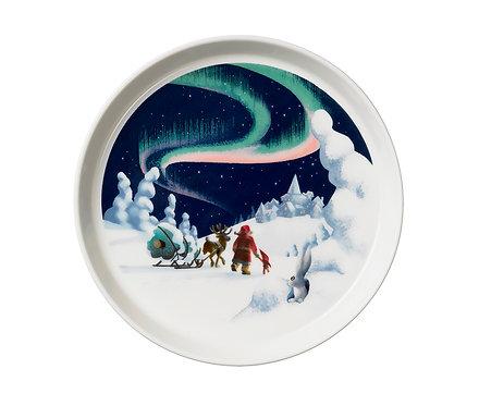 Тарелка Северное сияние 19 см