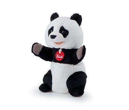 Мягкая игрушка на руку Trudi Панда, 25 см.