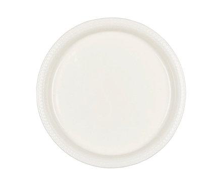 Блюдо AITO, 28 см. Белое