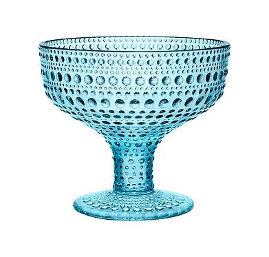 Kastehelmi Чаша на ножке 350 мл. светло-голубая
