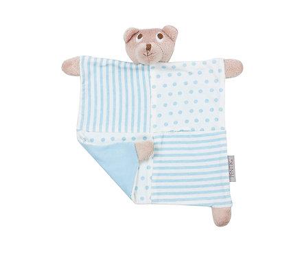 Игрушка для сна Мишка голубой, коллекция Nallukka