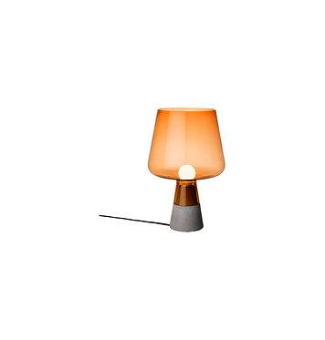 Лампа 300 х 200 мм медного цвета