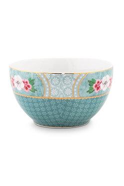 Pip Studio Чаша из фарфора Star Flower Blue 9,5 см