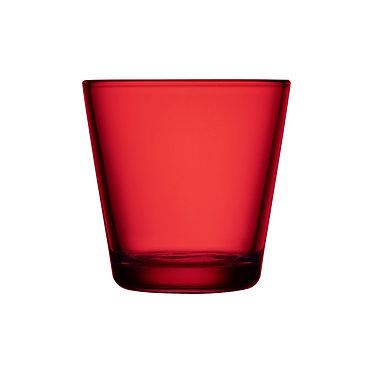 Kartio Стакан для питья 21 мл., 2 шт клюквенный