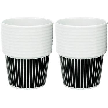 Rörstrand Filippa K - стаканчики для чая и кофе 0,31 л.