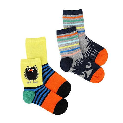 Moomin носки Стинки, 2 пары