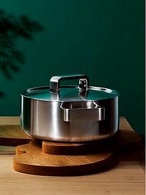 кухонная посуда Iittala финляндия, стальная трехслойная посуда