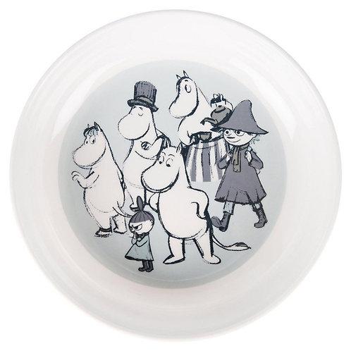 Moomin Суповая тарелка«Долина Муми-троллей»
