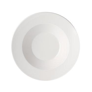 Тарелка глубокая 24см. Цвет: Белый