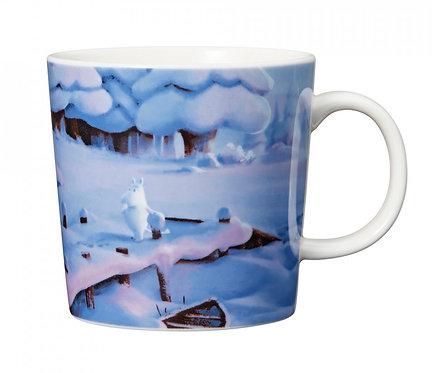 Moomin Кружка Волшебная зима 0,3 л.