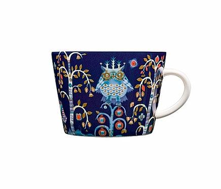 Чашка для кофе, каппучино  0,2 L Синяя