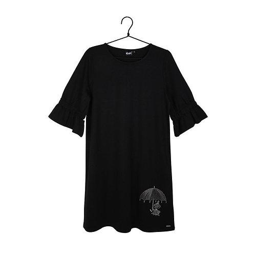 Moomin Платье Auri Fiery черное