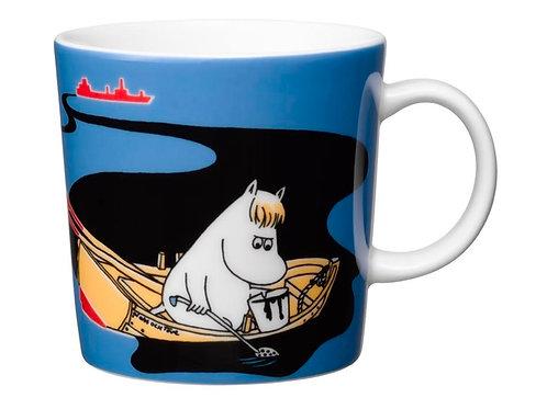 "Moomin Кружка ""Балийское море!"" (серия Keep Sweden Tidy II) 0,3 л."