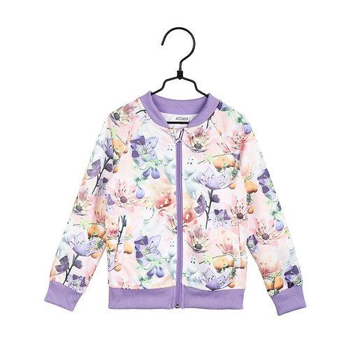 MoominСпортивная куртка Anemone сиреневая
