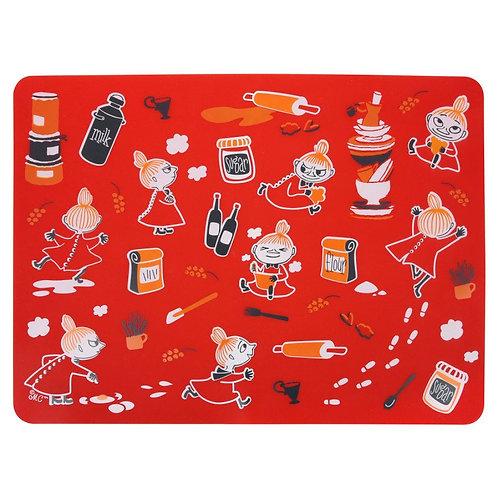 Moomin силиконовый коврик для выпечки Малышка Мю