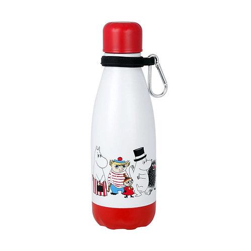 Moomin Бутылка из нержавеющей стали Жители Муми-Дола