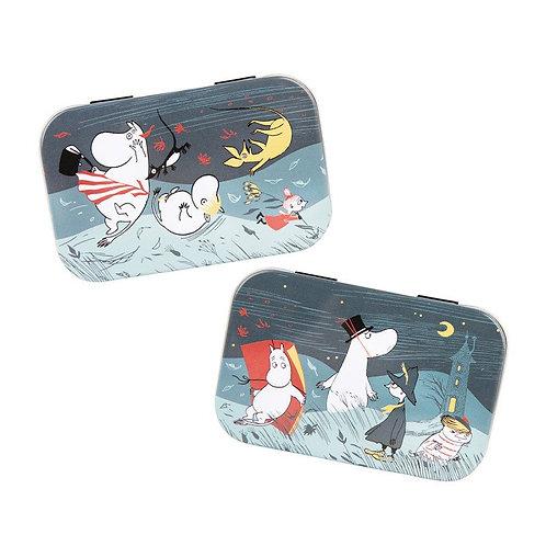 Moomin Мини-жестяная баночка Шторм
