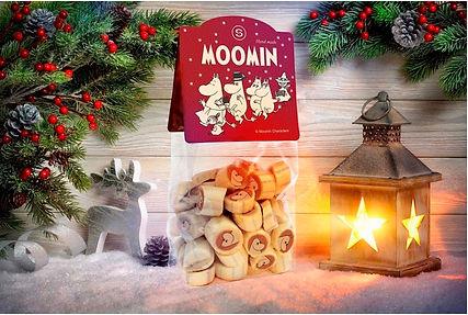 продукты из Финляндии, конфеты с Муми-троллями, Муми-тролли, Туве Янссон