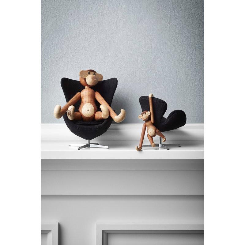 деревянная обезьянка Кая Бойсена